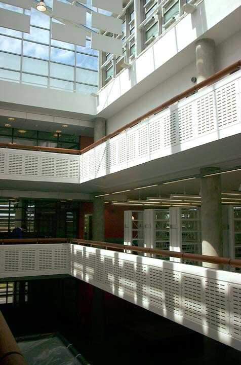 Polhill Library DeMontfort University