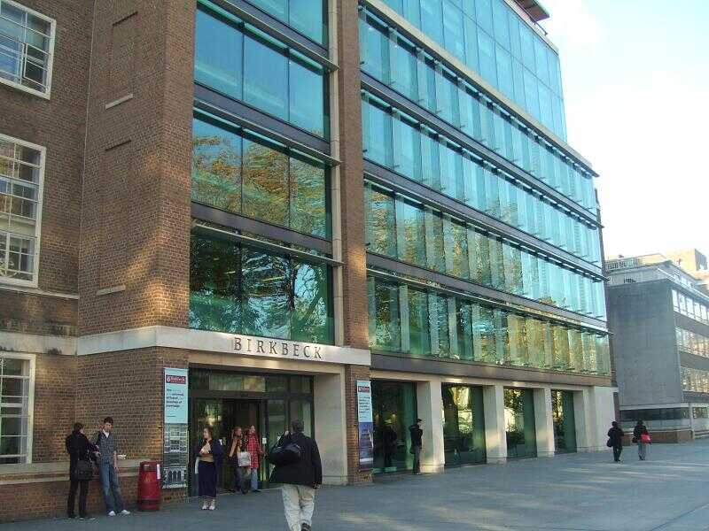 Birkbeck College University of London