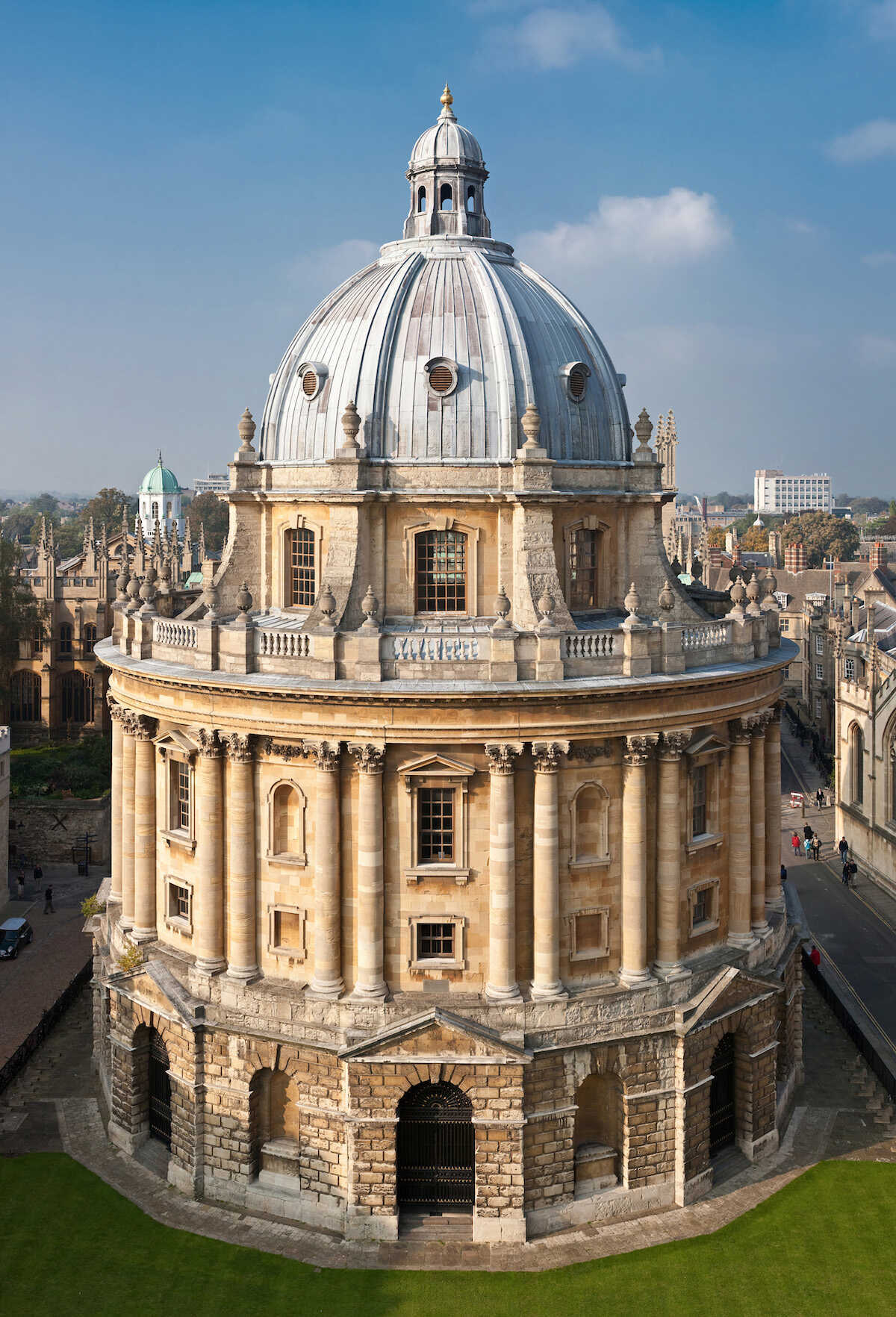 Radcliffe Camera Oxford Oct 2006