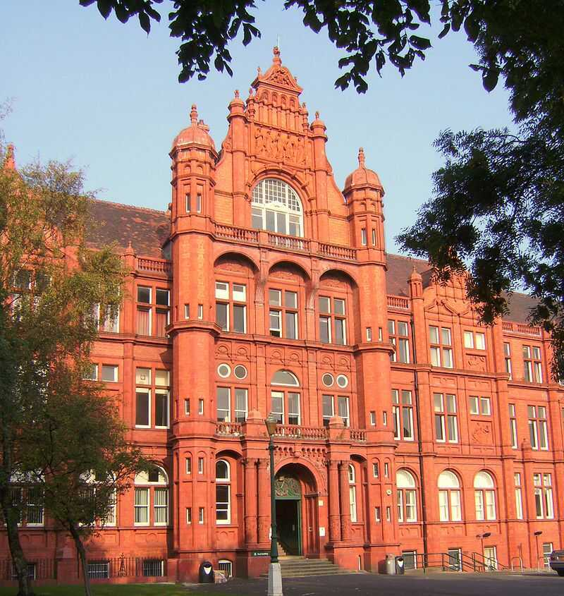 The Peel Building, University of Salford
